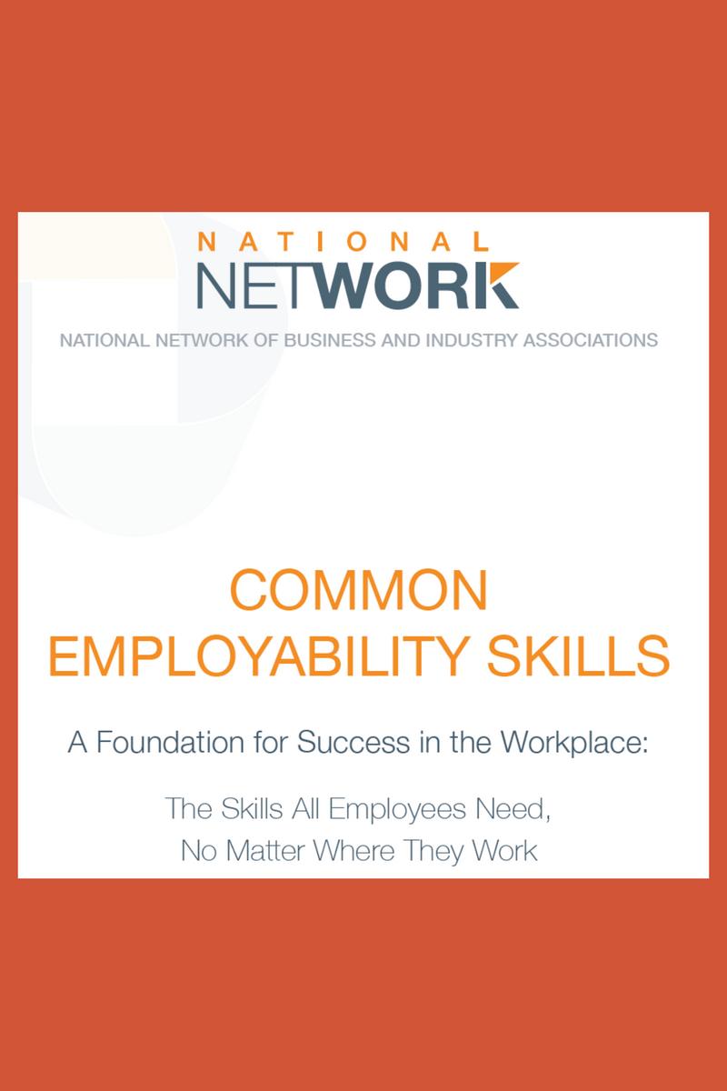 Common Employability Skills